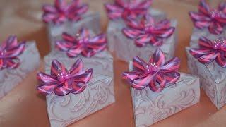 Коробочка для конфет. Бонбоньерка(, 2016-02-01T19:05:22.000Z)