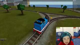 IT'S MONDAY AND IT'S WORLD OF THOMAS Roblox
