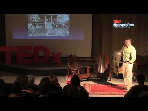 Tom Thomson's Algonquin: Gene Canning at TEDxAlgonquinPark