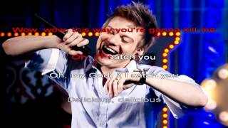 Michel Telo - If I Catch You (karaoke)