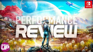 The Outer Worlds Nintendo Switch Performance Review & impressions!