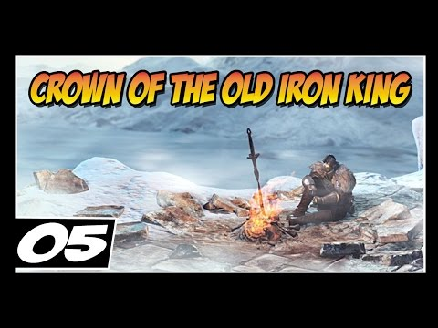 DARK SOULS 2 - [DLC] - CROWN OF THE OLD IRON KING // Parte 5 - Blue Smelter Demon Coop C/ @nillo21