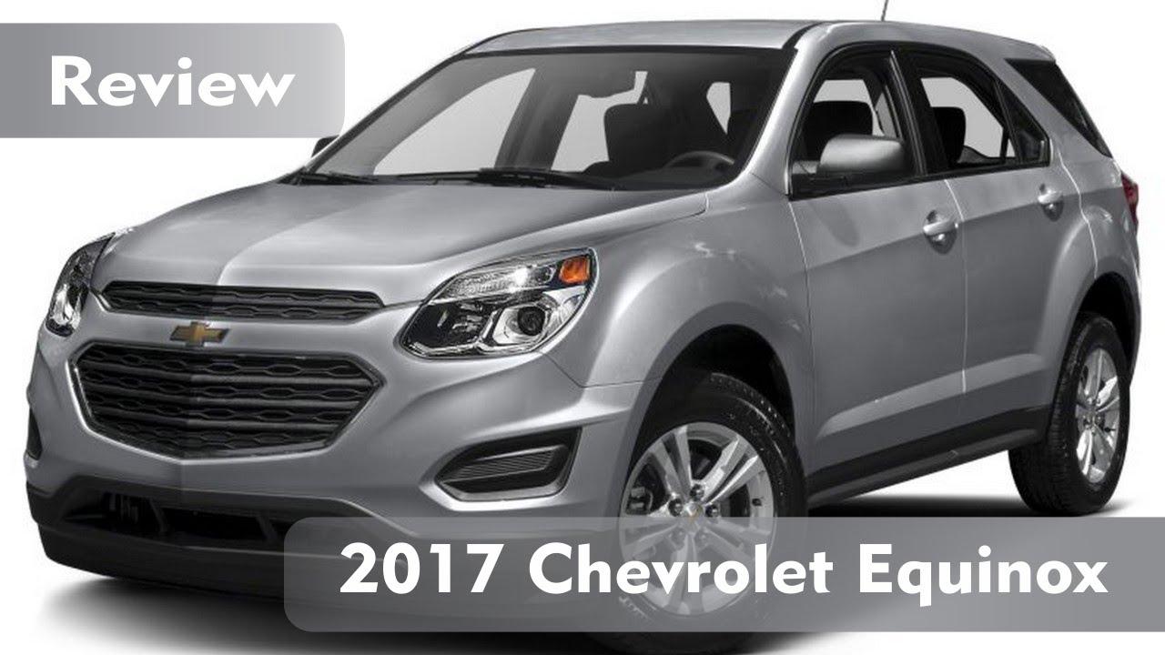 2017 Chevrolet Equinox Review