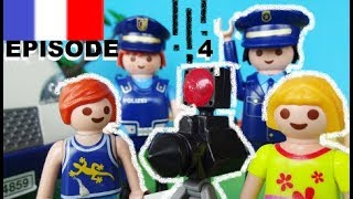 Playmobil Film en français  4 FAMILY FUN vacances Police
