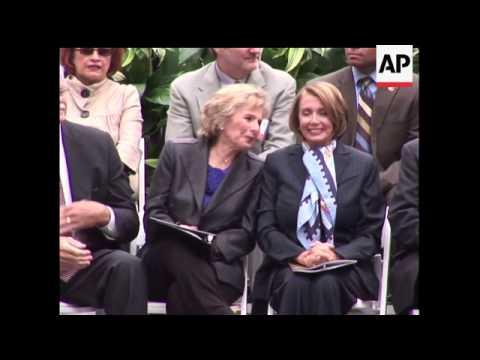 Republican and former Hewlett-Packard CEO Carly Fiorina is challenging California Senator Barbara Bo