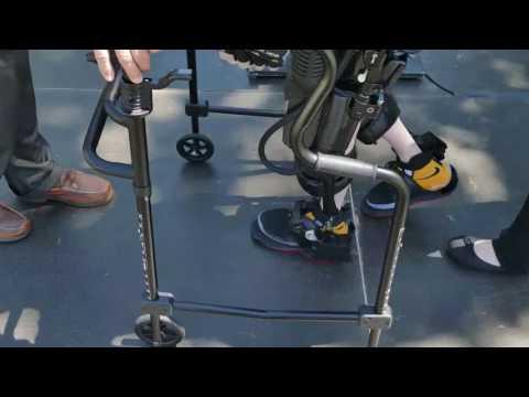 Princeton High senior will walk to get diploma using Ekso wearable bionic suit