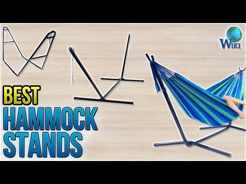 10 Best Hammock Stands 2018