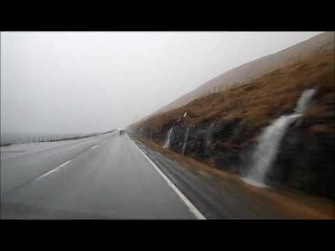 Faroe weather