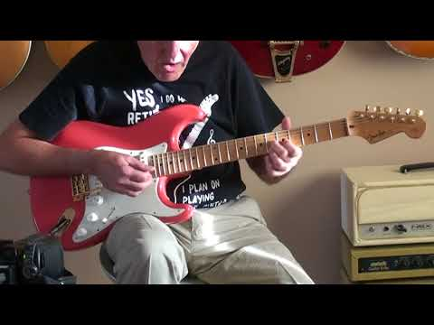 I'll remember Elvis Presley. Instrumental Cover. FREE TABS. Phil McGarrick