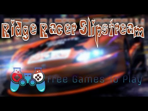 Ridge Racer Slipstream - Android Apps On Google Play - Free Car Games To Play Now