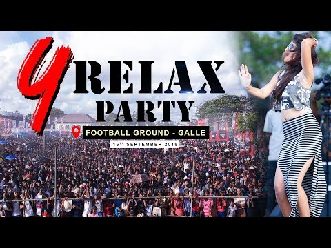 Yfm Relax Party 2018 Galle