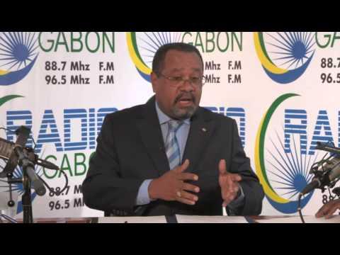 Radio Gabon - Interview de M. MAPANGOU, Ministre de l'Energie et des Ressources hydrauliques