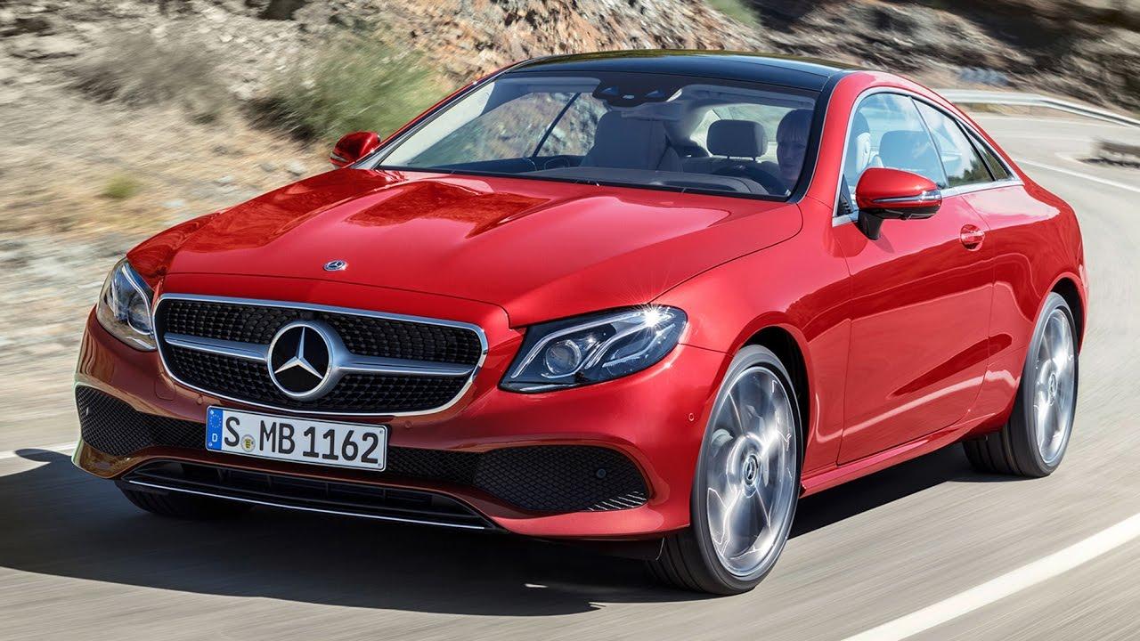 Mercedes E Klasse Coupe Im Test Fahrbericht Und Review C238 Youtube