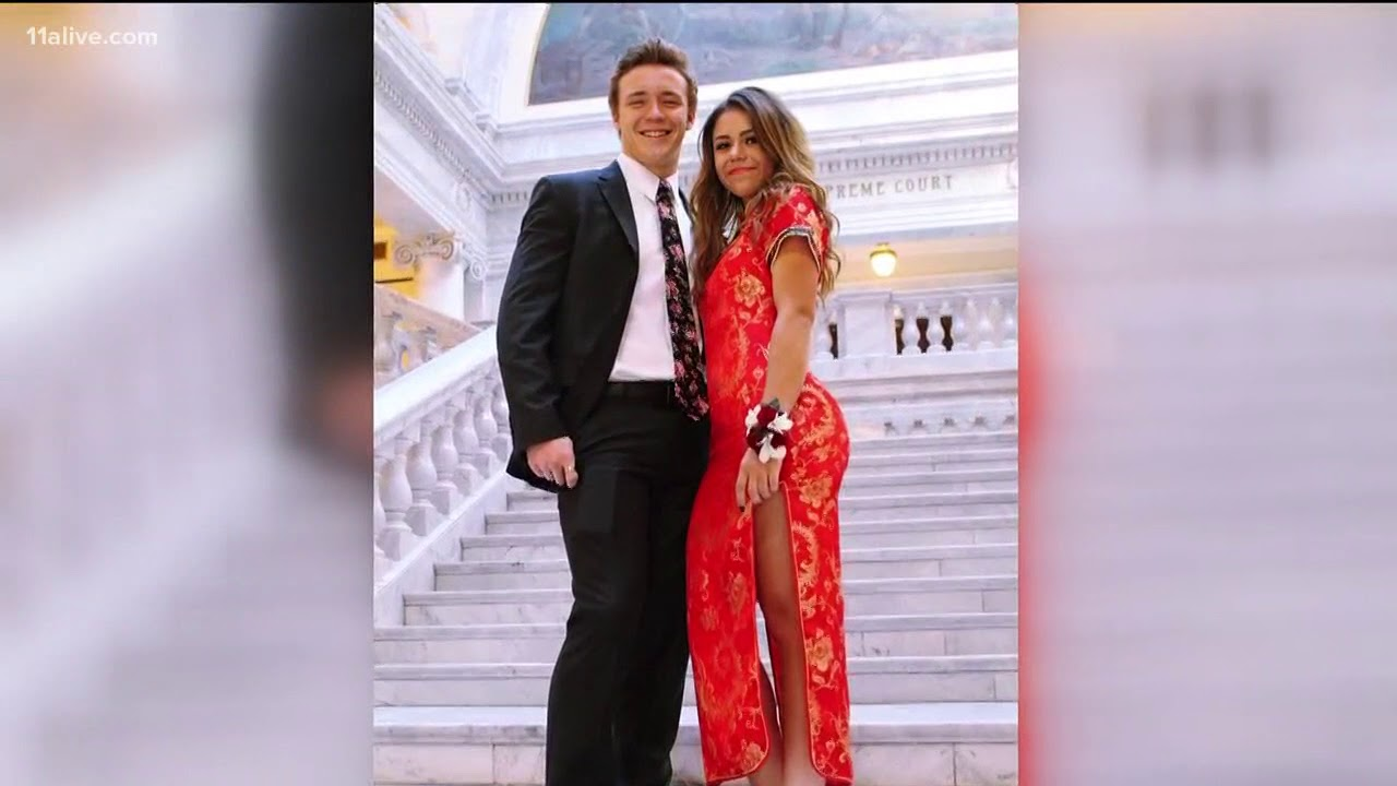 Chinese\' prom dress causing controversy - YouTube