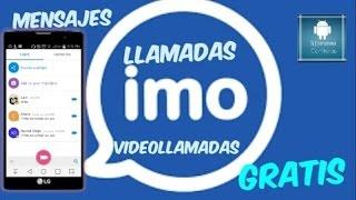 IMO App. Videollamadas GRATIS screenshot 3