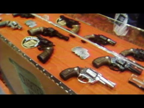 60 Minutes archives: The anti-gun lobby