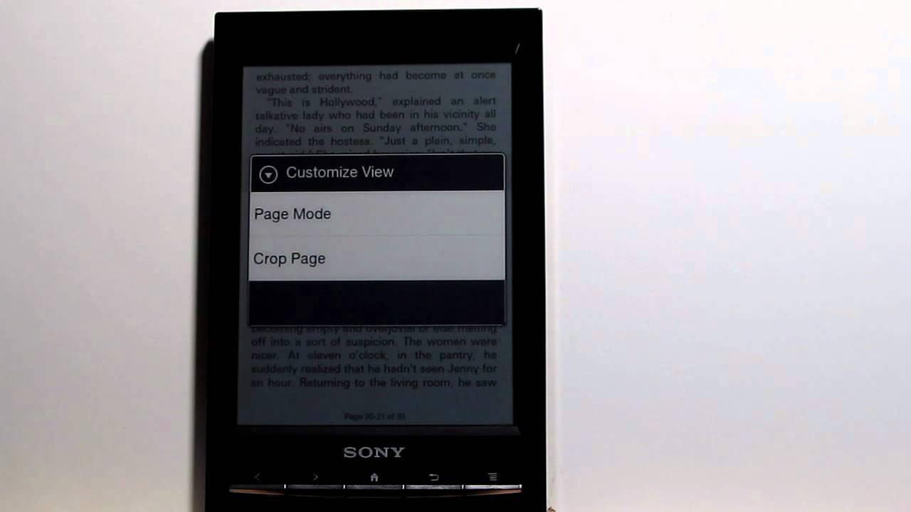 Sony eBook Reader kaufen - Dezember 2019