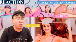 Thank you for watching my reaction blackpink 'ice cream with selena gomez' m/v teaser !! what do guys think? make sure to leave a comment, press the ...