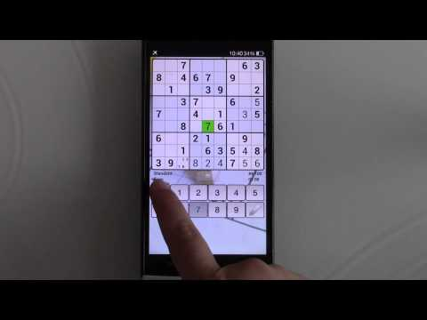 Sudoku Free Game Video For Android