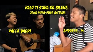 Kalo Ti Suka Ko Bilang(Cover)