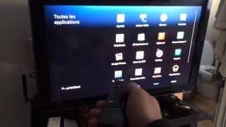 Test Google TV par SFR