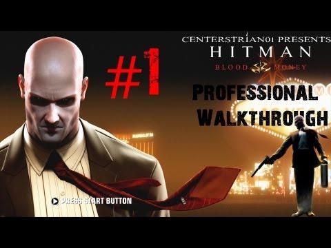Hitman: Blood Money - Professional Walkthrough - Part 1 - Death of a Showman