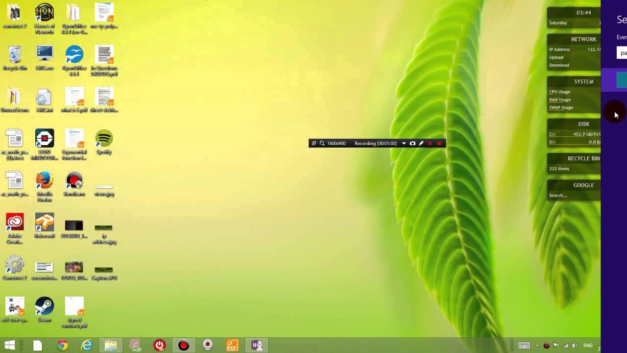 snip tool windows 8 shortcut