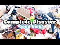 Huge Complete Disaster Real Life cleaning | Messy House Transformation | Speed Clean With Me