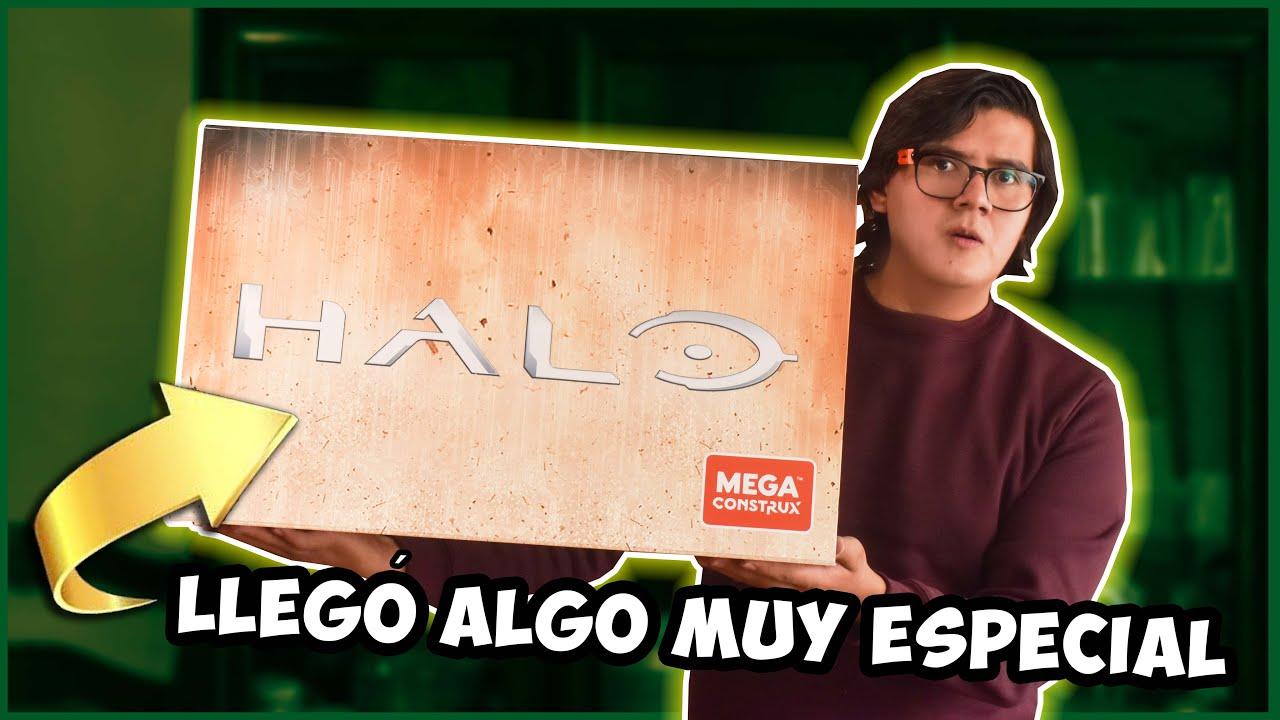 Download Mega Construx me Regaló Este Exclusivo Paquete  de Halo Infinite | El tio pixel