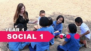 Year 1 Social Studies, Lesson 1,  Family - What is it? Who Makes Up a Family?