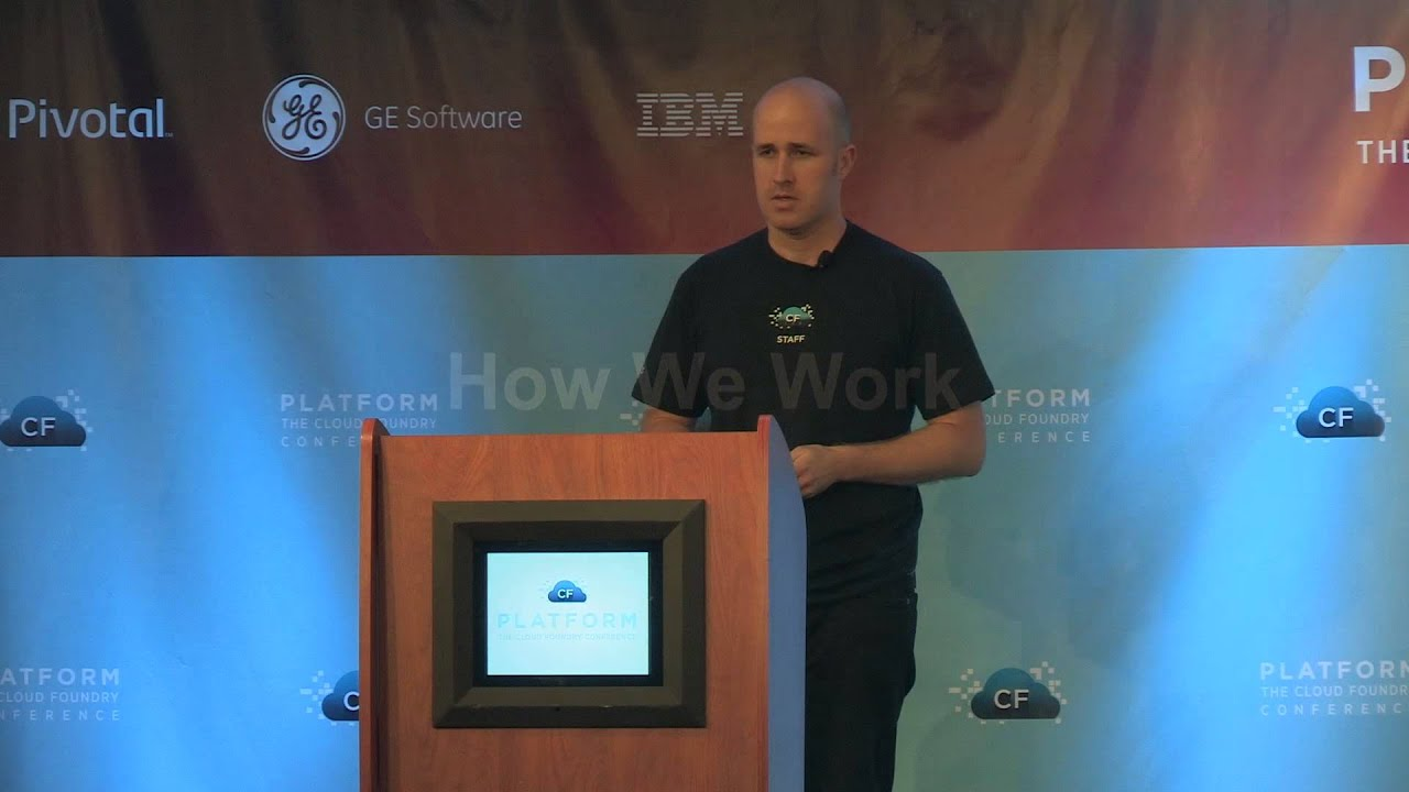 Cloud Foundry 101 - Platform: The Cloud Foundry Conference