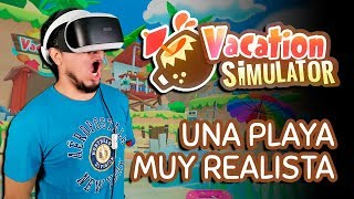 Las Vacaciones de Fedelobo: Vacation Simulator VR
