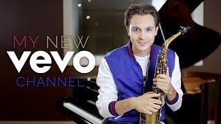 🎷 My new VEVO channel   😎Tommaso Vivaldi