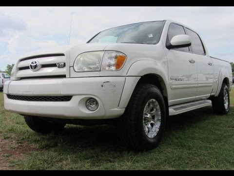 Sold 2006 Toyota Tundra Limited Double Cab 4x4 For Sale