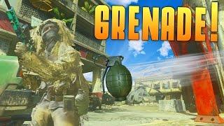 GRENADE! (Modern Warfare Remastered & Infinite Warfare Funny Moments) Rage! - MatMicMar