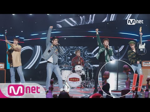 [N.Flying - Hot Potato] Comeback Stage | M COUNTDOWN 180111 EP.553