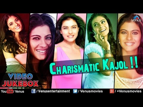 Charismatic Kajol : Blockbuster Bollywood Hits || Video Jukebox