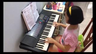 Anniversary Waltz Organ - Linh Bui
