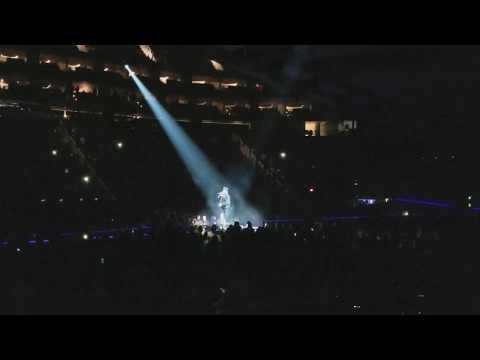 """The Weeknd - """"Angel"""" & """"Earned It"""" Live in Houston, TX"""