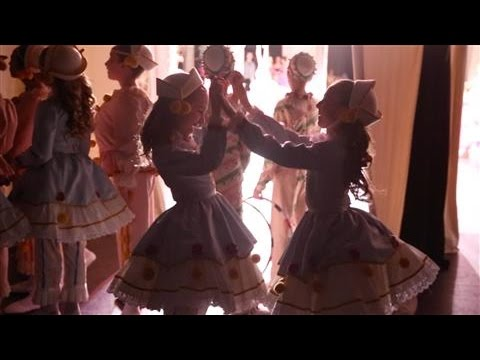 Being a Kid in Balanchine's 'Nutcracker'
