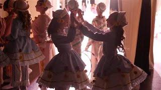 Being a Kid in Balanchine