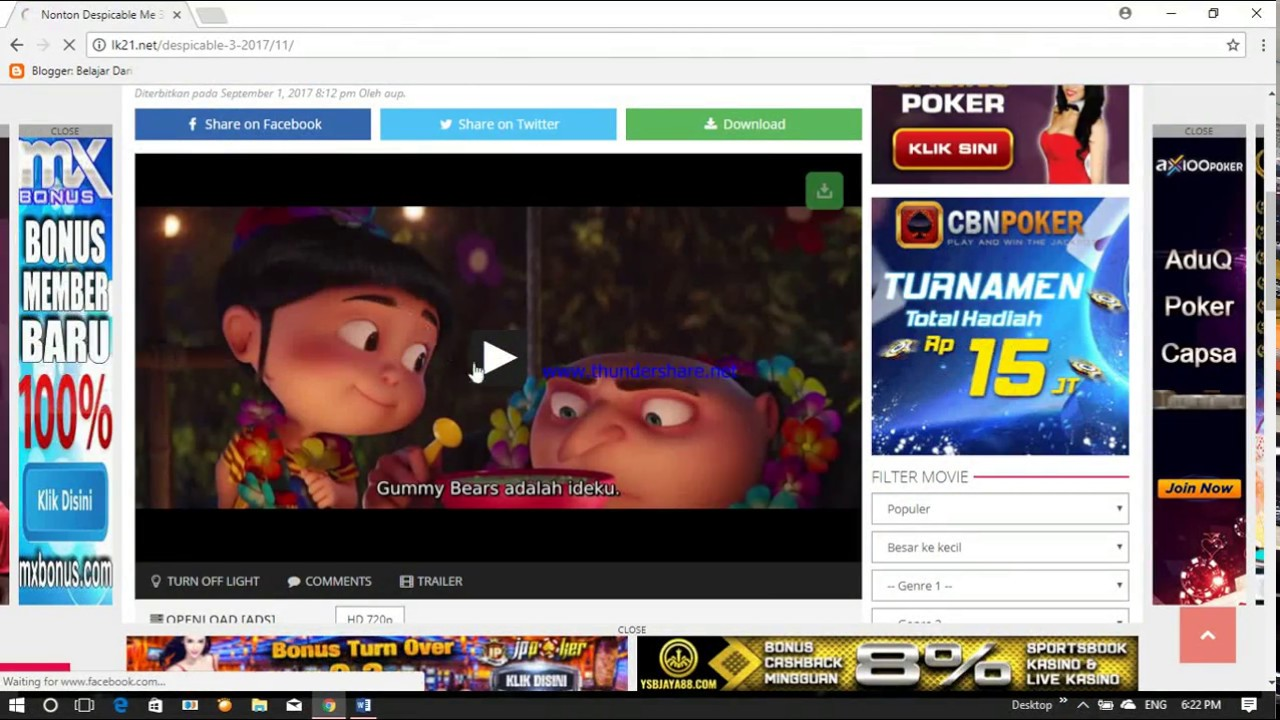 Cara Terbaru Download Film Di LK21