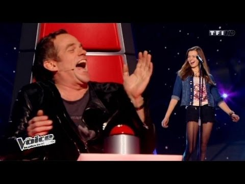 LIV  The Voice 2014 France  Amazing LET IT BE  The Beatles  HD