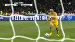 Ukraine - Deutschland (3:3) - Alle Tore! - 11.11.11