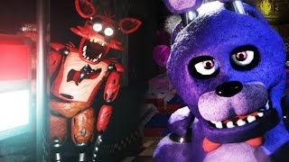 - CHASED BY FOXY JUMPSCARE Unreal Shift at Freddy s Remake 1