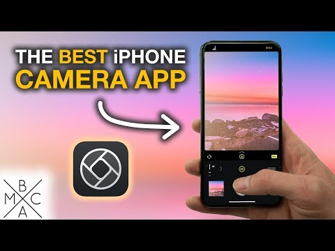 HALIDE: The BEST iPhone Camera App!