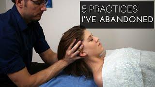 5 massage techniques strategies i ve abandoned
