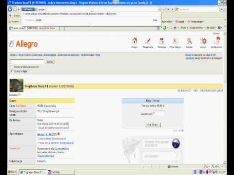 Internet Explorer 8, Web Slice