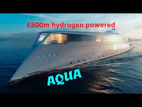 Bill Gates becomes first to buy a £500m hydrogen powered super yacht ( $645m )