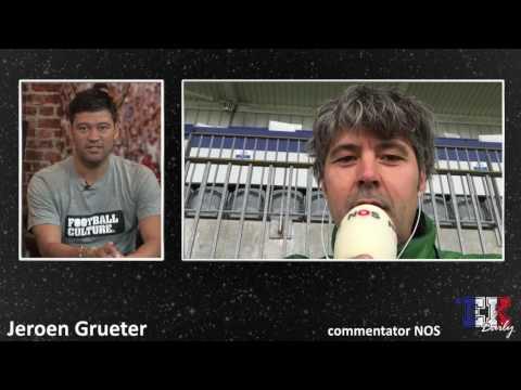 Jeroen Grueter blikt vooruit op Engeland - Wales